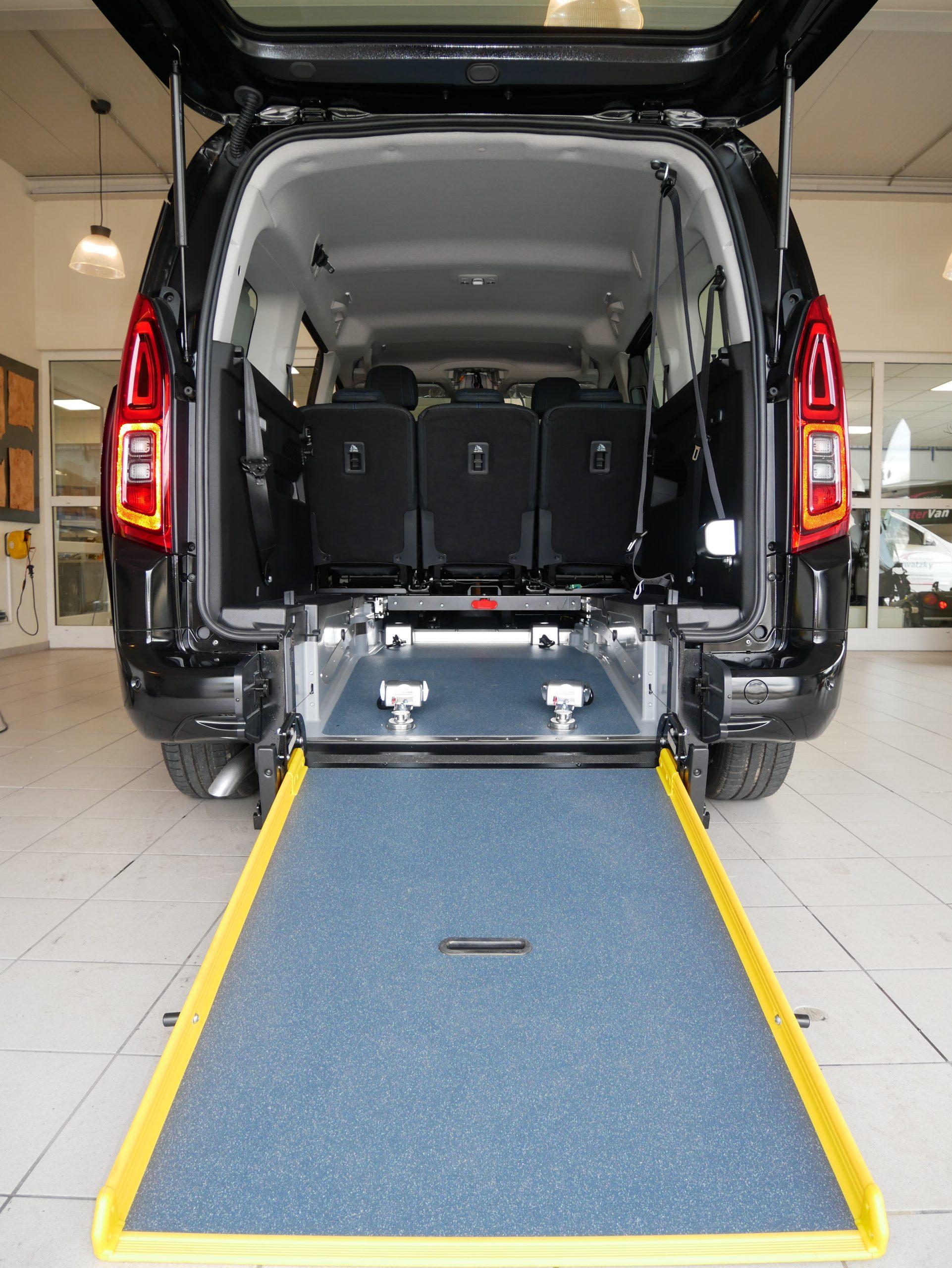 Opel Combo XL - Neufahrzeug