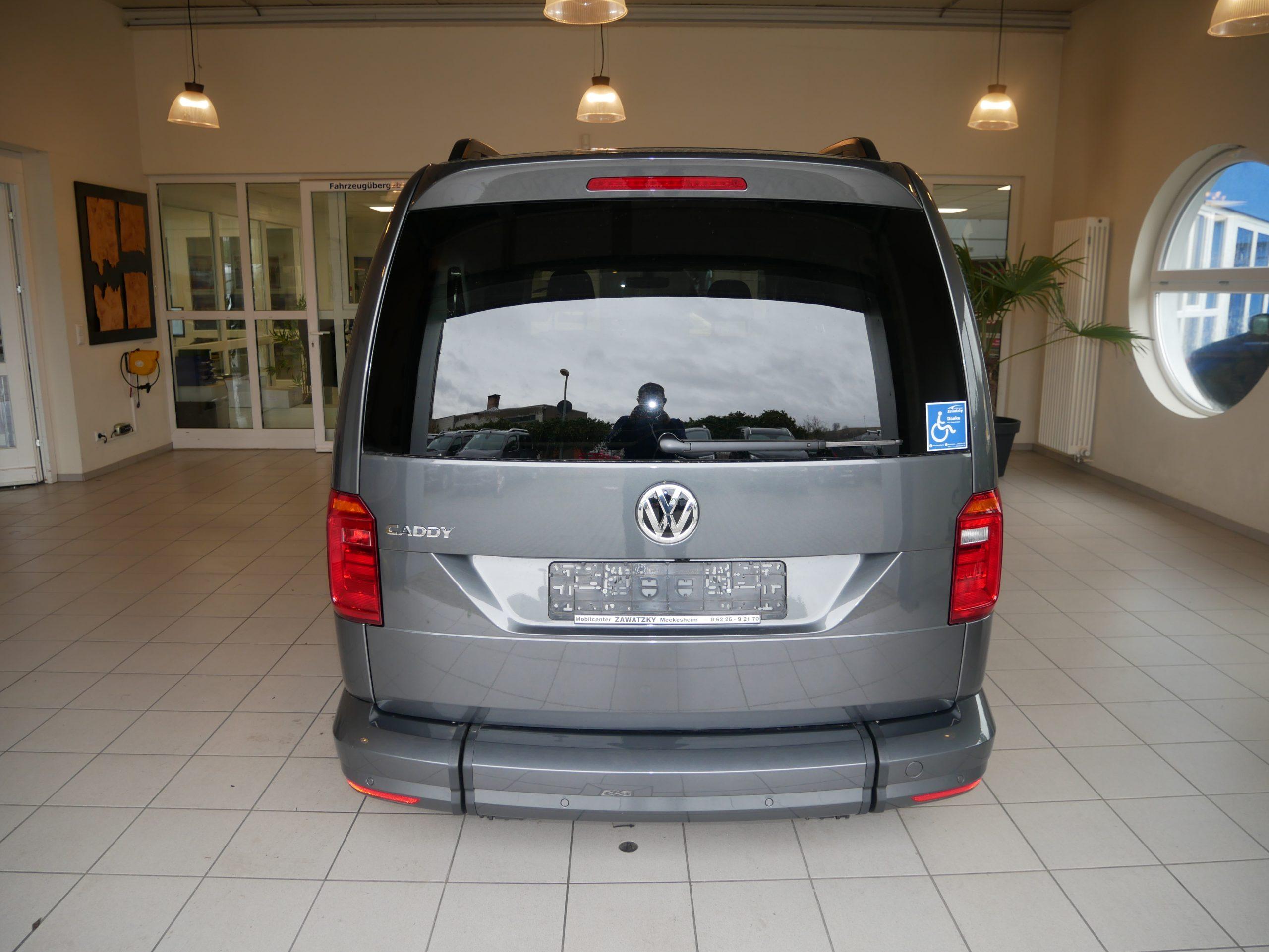 VW Caddy Maxi Duo